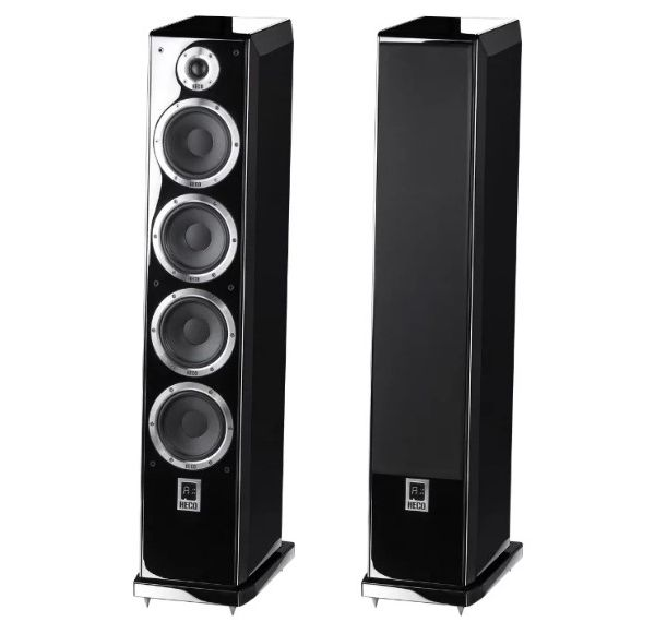 Ascada 600 Tower Black