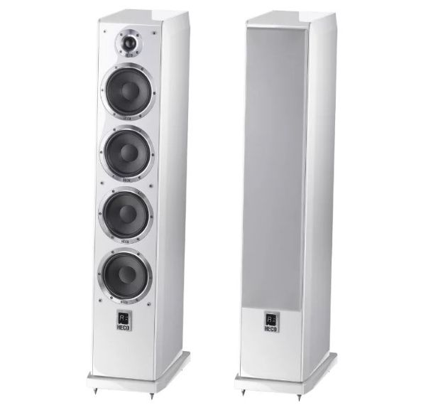 Ascada 600 Tower White