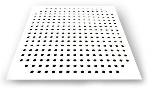 SQUARE TILE 60.4 White