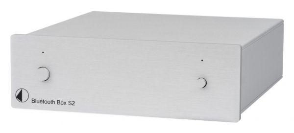 Bluetooth Box S2 Silver