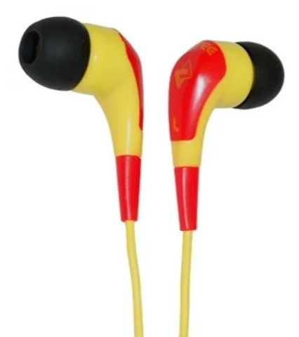JB Three Yellow/Red