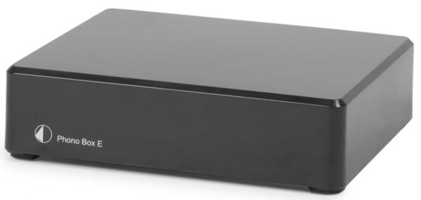 Phono Box E Black