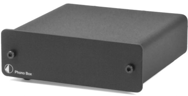 Phono Box (DC) Black