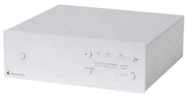 DAC Box DS2 Ultra Silver