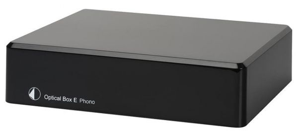 Optical Box E Phono Black