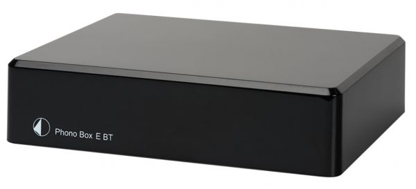 Phono Box E BT Black