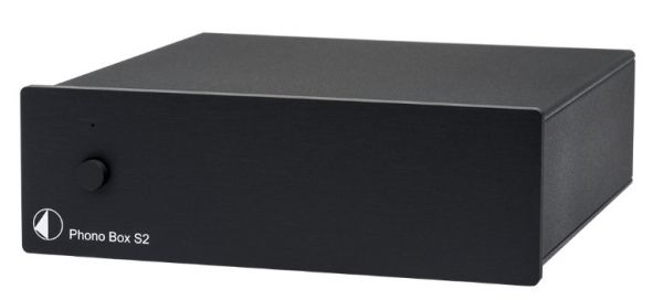 Phono Box S2 Black