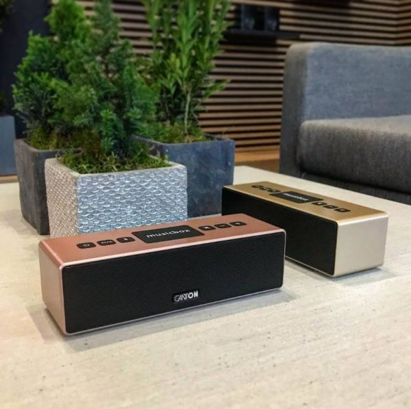 musicbox XS Rose Gold